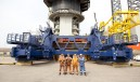 Second Pair of Pile Restraint Arms for Rampion Offshore Wind