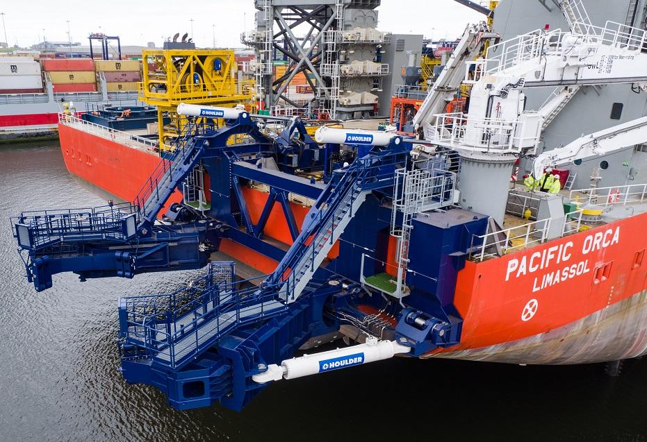 Offshore Renewables Equipment